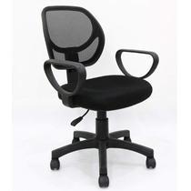 Cadeira de Escritório Office Évora Rivatti Preto -