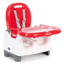 Cadeira de Refeição Portátil - Mila - Vermelho - Infanti -