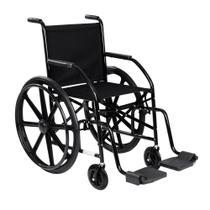 Cadeira de rodas 101 nylon preta cds -
