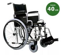 Cadeira de Rodas Aço Centro Manual S1  - OTTOBOCK -