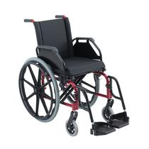 Cadeira de rodas aço Ortobras KE -