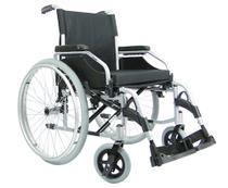 Cadeira de Rodas Aluminio - PRAXIS -