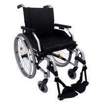Cadeira de Rodas Alumínio Start M1 Prata Ottobock -