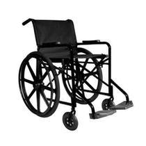 Cadeira de Rodas Aro Plástico Com Pneu Maciço RX40 NM Dune -