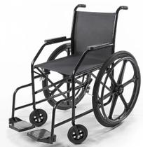 Cadeira de Rodas Assento de Nylon Pés Fixos 40cm Prolife PL 001 -