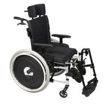 Cadeira de Rodas AVD Alumínio Reclinável Ortobras -