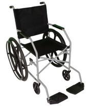 Cadeira de rodas jeri pneu macico - carone -