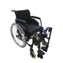 Cadeira de Rodas K2 Alumínio Pés Eleváveis Ortobras -