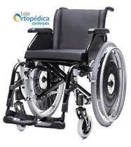 Cadeira de Rodas K2 - Ortobras-Preto-48 -