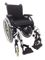 Cadeira de Rodas K3 Alumínio Pés Removíveis Ortobras -