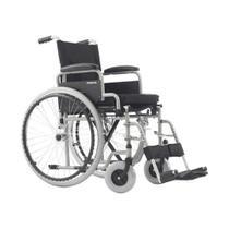 Cadeira de Rodas Manual Dobrável em Aço modelo Centro S1 - Ottobock -