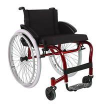 Cadeira de Rodas Monobloco Alumínio Ortomobil MB4 Peso Leve -