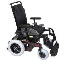 Cadeira de Rodas Motorizada B400 42 Preta - Ottobock -