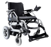 Cadeira de rodas motorizada d1000 44cm dellamed -