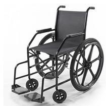 Cadeira de Rodas Nylon Pés Fixos Pneu Inflável PL002 Prolife -