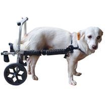 Cadeira De Rodas Para Cão Pequeno Porte De 3,5 A 7Kg - Pet Best
