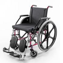 Cadeira de Rodas PL 102 Confort FLEX 44cm Prolife -