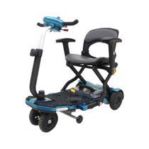 Cadeira de Rodas Scooter Motorizada Freedom Mirage LP - Até 100kg -