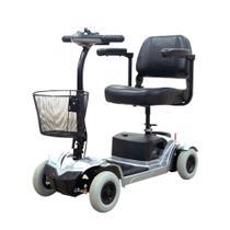 Cadeira de Rodas Scooter Motorizada Freedom Mirage S - Até 100kg -