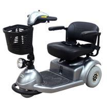 Cadeira de Rodas Scooter Motorizada Freedom Mirage SX - Até 130kg -