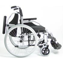 Cadeira de Rodas Série Europa - Munique Assento 46cm - Praxis -