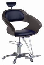Cadeira de salão de beleza - Primma Dompel - Tabaco -