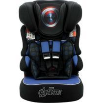 Cadeira de Seguranca P/ Carro Beline Capitao America 9 a 36K - Nania