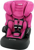 Cadeira de Seguranca P/ Carro Beline Luxe Framboise 9 a 36KG Unidade Nania -
