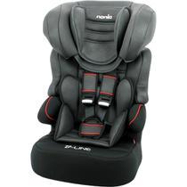 Cadeira de Seguranca P/ Carro Beline Luxe Noir 9 a 36KG PT - Nania