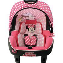 Cadeira de Seguranca P/ Carro Beone Minnie 0 a 13KG Rosa - Nania