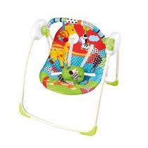 Cadeira descanso automatica Bebê 11kg Swing Verde Star Baby -