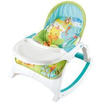 Cadeira Descanso de Bebê Alimentação Repouseira Baby Style Little - Verde -