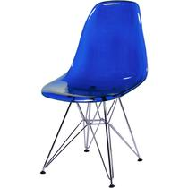 Cadeira Eames DKR OR-1101PC C/ Pés Cromados  Or Design