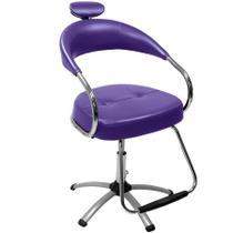Cadeira Futura Manual Dompel Roxo -