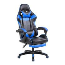 Cadeira Gamer Azul - Prizi Jx-1039b -
