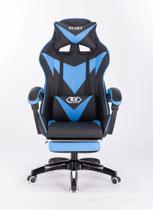 Cadeira gamer com pad azul - 01602 - Xway