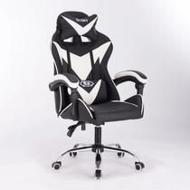 Cadeira gamer com pad branca - 01600 - Xway