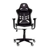 Cadeira Gamer Dazz Prime-X Com Apoio de Braço - Preto/Branco -