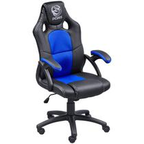 Cadeira Gamer Mad Racer V6 Azul MADV6AZ PCYES. - Pc yes