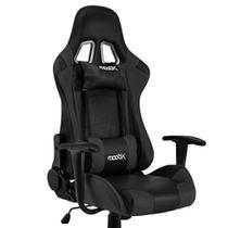 Cadeira Gamer MoobX GT RACER Preto -