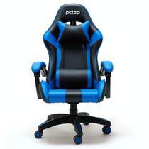 Cadeira Gamer Pctop Azul - Pc6022-Re -