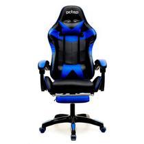 Cadeira Gamer Pctop Azul PGB -001-0077280-01 -