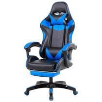 Cadeira Gamer PCTOP PGB-001 - Azul - PGB-001-0077280-01 -