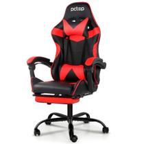 Cadeira Gamer PCTOP PGR-002 - Vermelha - PGR-002-0077281-01 -
