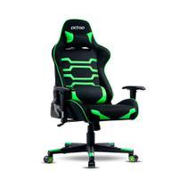 Cadeira Gamer PCTop Power Verde X-2555 -