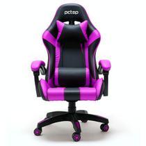 Cadeira Gamer Pctop Roxa - Pc6022-Re -