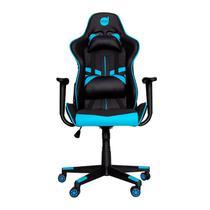 Cadeira Gamer Prime-X Dazz Preta e Azul - 6200010 -