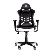 Cadeira Gamer Prime-X Dazz Preta e Branco - 6200011 -