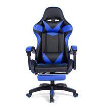 Cadeira Gamer Prizi Azul - PZ1006E -