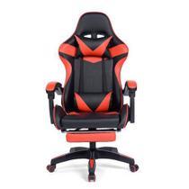 Cadeira Gamer Prizi Vermelha - PZ1006E -